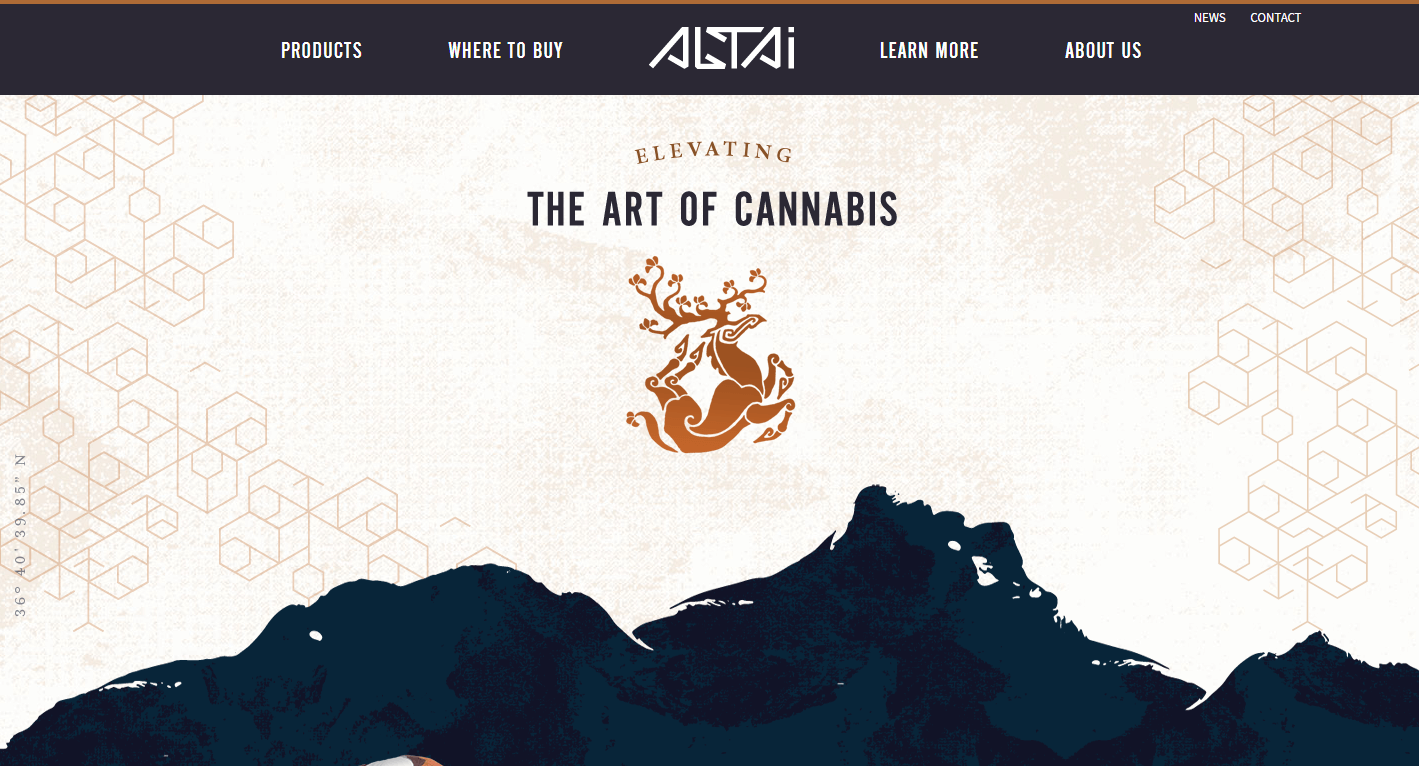 Altivore the art of cannabis brand
