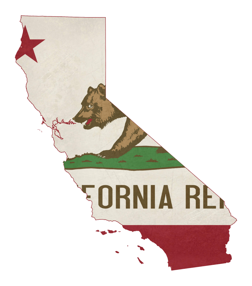 California is gorwing cannabis