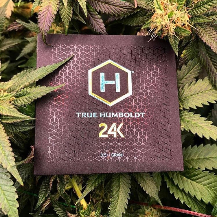 humbold marijuana farms branding
