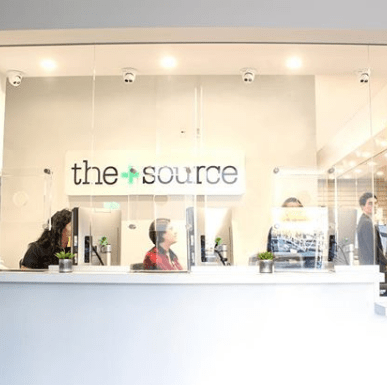 the source dispensary cannabis branding