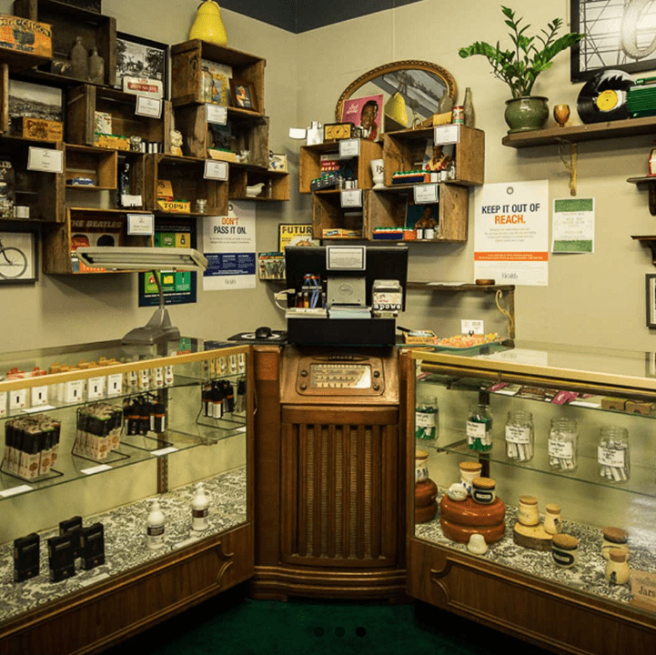 thurman street dispensary