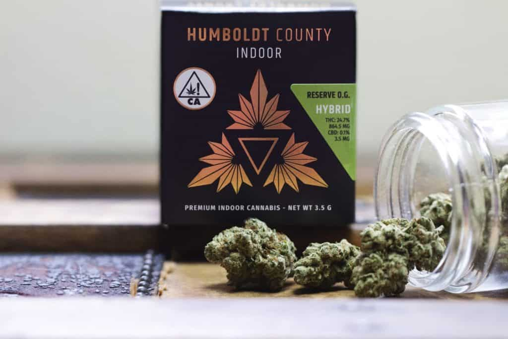 Humboldt county indoor packaging design