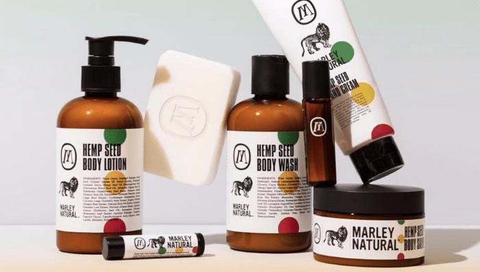 Marley naturals design