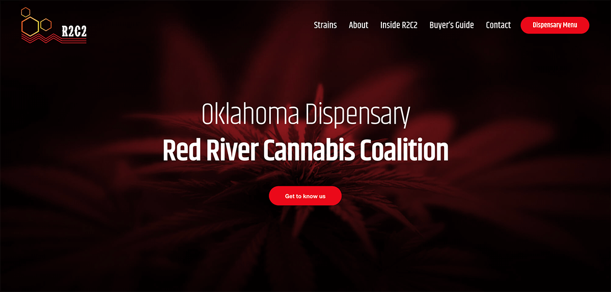 Red River Cannabis Coalition dispensary