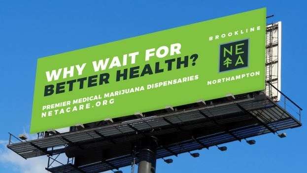 mass cannabis billboard