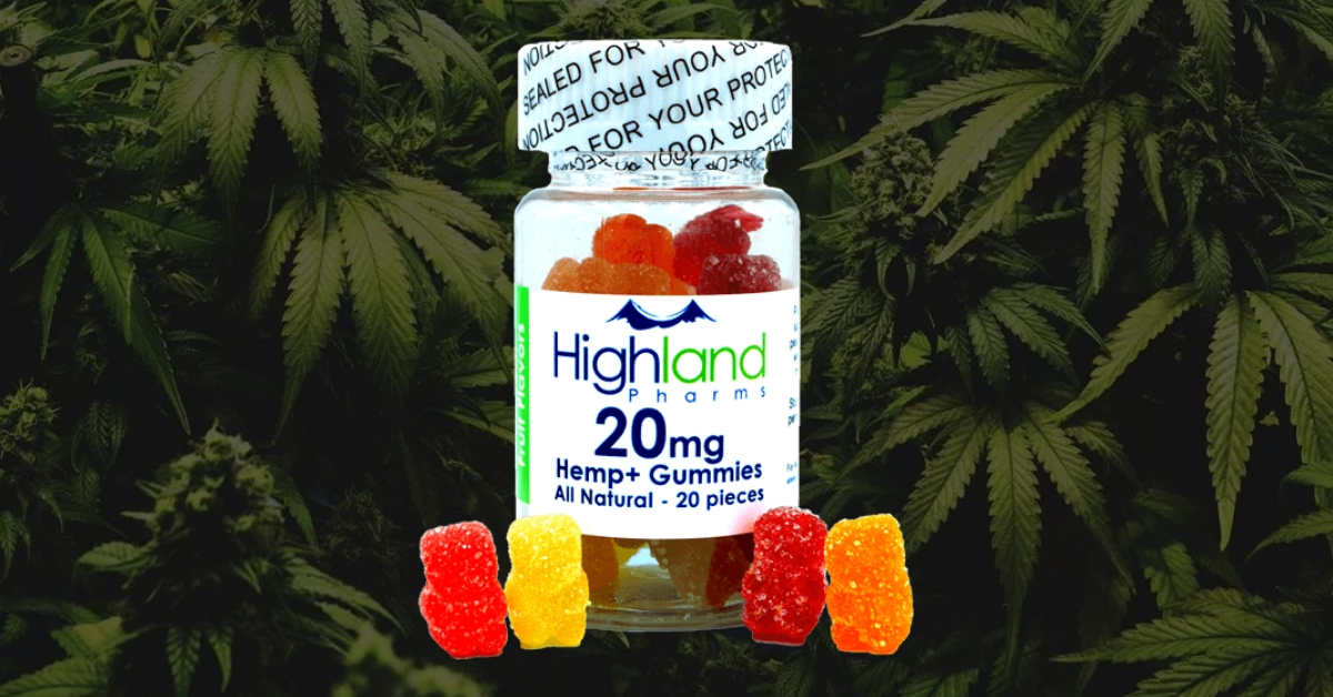 Highland pharma cbd gummies