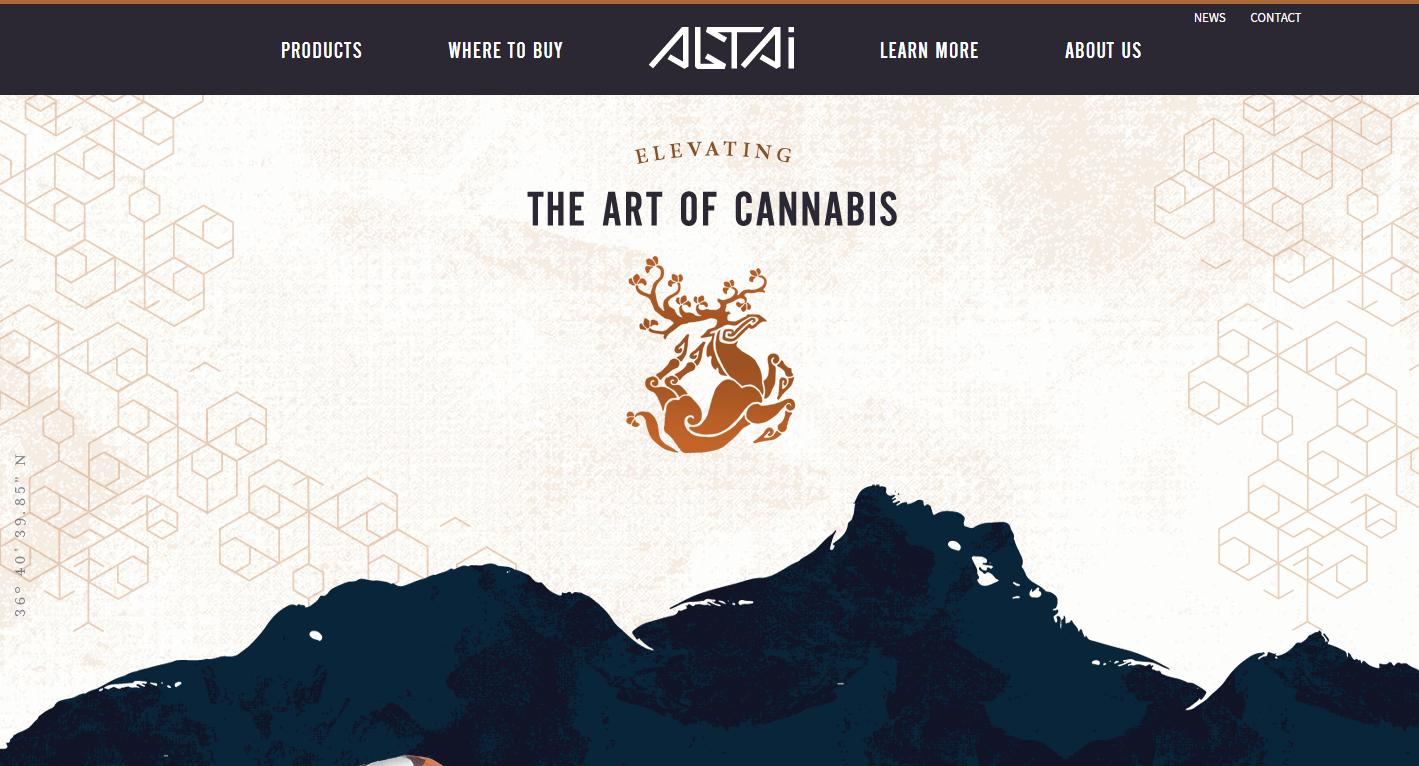 Altivore the art of cannabis brand
