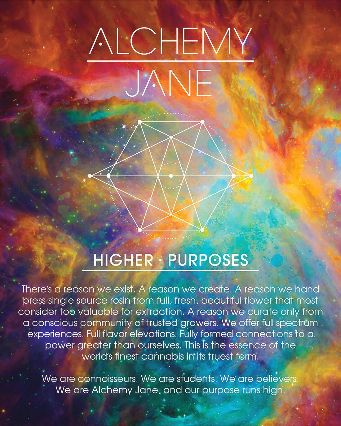 Alchemy Jane Manifesto