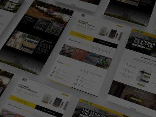 Awesome Cannabis Web Design - 420 website breakdown