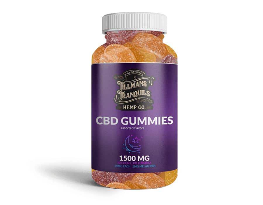 Tillmans sleep melatonin gummies